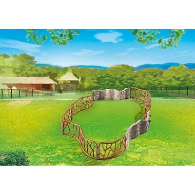 Enclos pour animaux du zoo - PLA6656 PLAYMOBIL