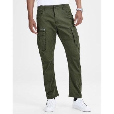 Pantalon Cargo JJIDRAKE JJCHOP Pantalon Cargo JJIDRAKE JJCHOP JACK   JONES.  Soldes bd74f37aa47b