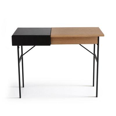 coiffeuse noire en solde la redoute. Black Bedroom Furniture Sets. Home Design Ideas
