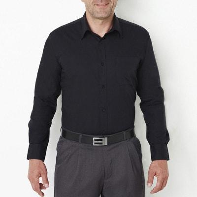 Chemise droite manches longues, stature 1 CASTALUNA FOR MEN