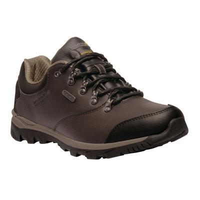 Chaussures de randonnée en cuir KOTA Chaussures de randonnée en cuir KOTA  REGATTA. Soldes 41387509ac24