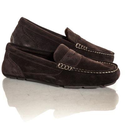 Chaussures classflash en daim marron chocolat Chaussures classflash en daim  marron chocolat ROCKPORT d9793f669ec1