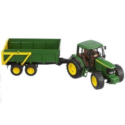 Tracteur John Deere 6920 avec remorque Tracteur John Deere 6920 avec  remorque BRUDER 78a83f234902