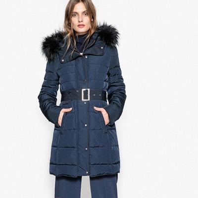 Manteau doudoune femme long