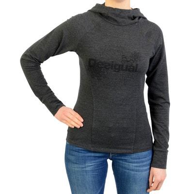 sweatshirt desigual hoodie DESIGUAL