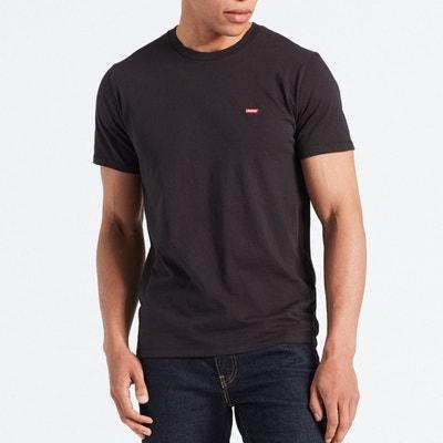 Tee shirt  col rond manches courtes imprimé devant Tee shirt  col rond manches courtes imprimé devant LEVI'S