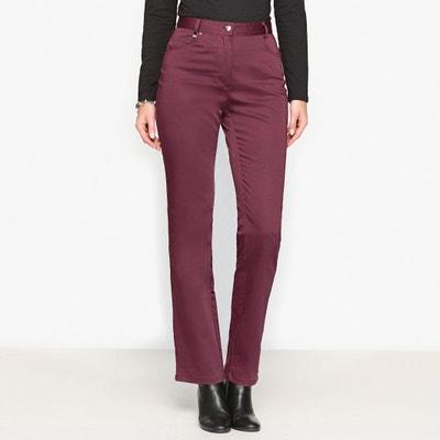 Pantaloni dritti vita leggermente bassa Pantaloni dritti vita leggermente bassa ANNE WEYBURN