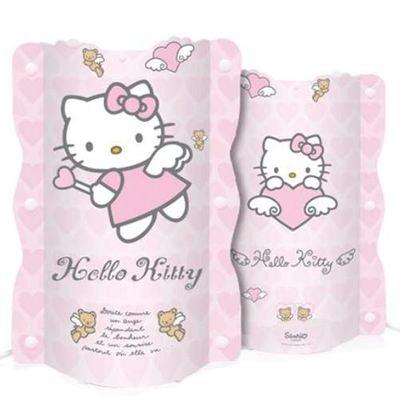 Petite Lampe à poser rose Hello Kitty SUD CARGO