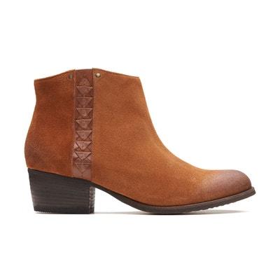 Boots cuir Maypearl Fawn Boots cuir Maypearl Fawn CLARKS 2c7a8ae8b944