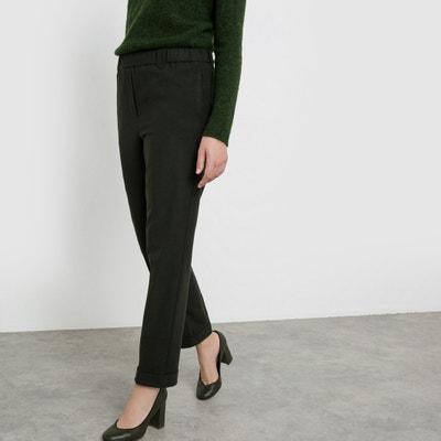 Flanelowe spodnie 7/8 La Redoute Collections