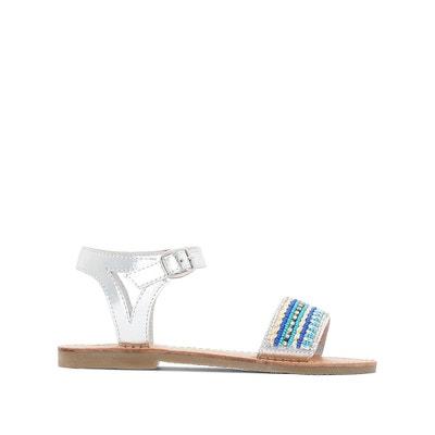 Sandales à perles 26-35 La Redoute Collections