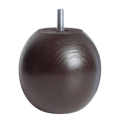 Pieds de sommier forme boule (lot de 4) Pieds de sommier forme boule (lot de 4) La Redoute Interieurs
