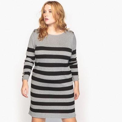 Breton Jumper Dress CASTALUNA