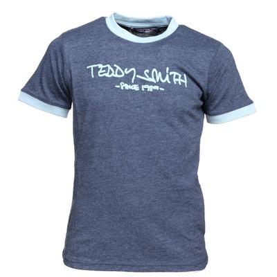 Tee Shirt Ticlass3 Mc 61002433d Tee Shirt Ticlass3 Mc 61002433d TEDDY SMITH