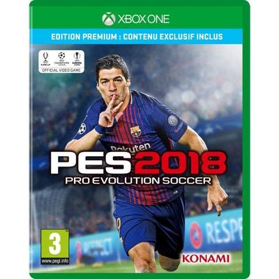 Pro Evolution Soccer 2018 - Edition Premium XBOX One Pro Evolution Soccer 2018 - Edition Premium XBOX One KONAMI