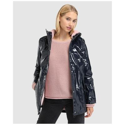 6ee3d5da8b0f4 Manteau de pluie femme avec capuche en solde   La Redoute