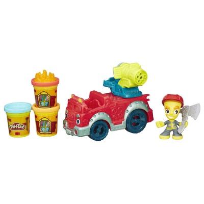 Pâte à modeler PlayDoh Town : Camion de pompier PLAY DOH
