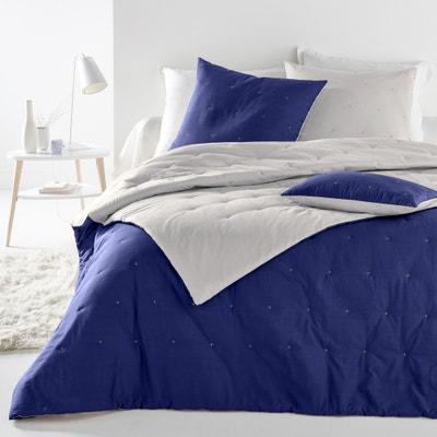 Floki Two-Toned Bedspread Floki Two-Toned Bedspread La Redoute Interieurs