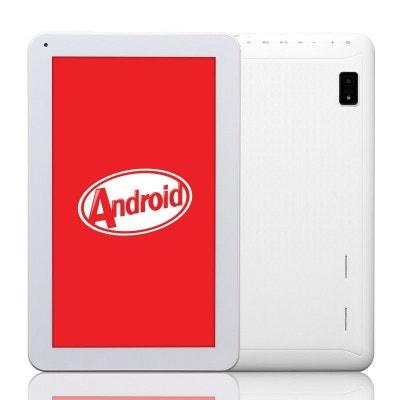 Tablette 10 pouces Android KitKat Bluetooth Quad Core 8Go Blanc Tablette 10 pouces Android KitKat Bluetooth Quad Core 8Go Blanc Yonis