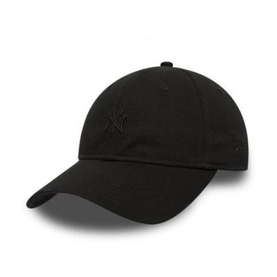 a4815db2a0551 Casquette Incurvée New Era NY Yankees MLB 920 Mini Logo Noir 9Twenty  Casquette Incurvée New Era