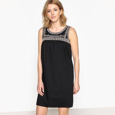 Embroidered Cotton Dress ANNE WEYBURN