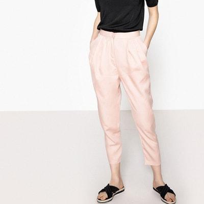 Pantalon Carotte 7/8 ème La Redoute Collections