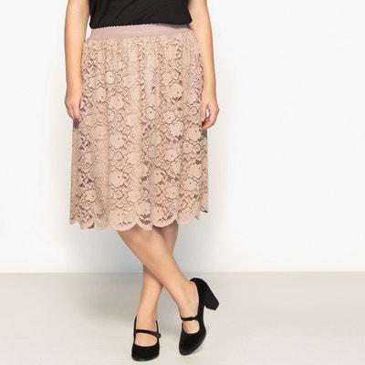 Flared Lace Skirt CASTALUNA