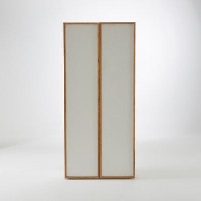Armario ropero 2 puertas + 3 estantes Compo La Redoute Interieurs