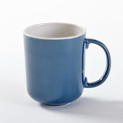 Confezione da 4 mug in gres, DEONIE Confezione da 4 mug in gres, DEONIE La Redoute Interieurs