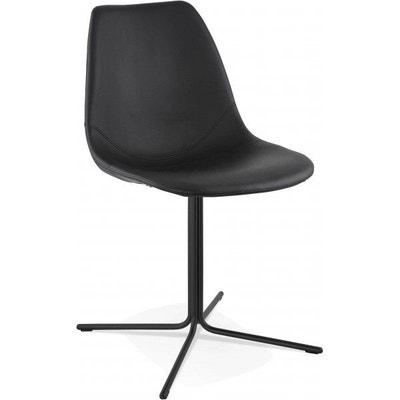 chaise simili cuir bedford chaise simili cuir bedford kokoon design - Chaise Simili Cuir
