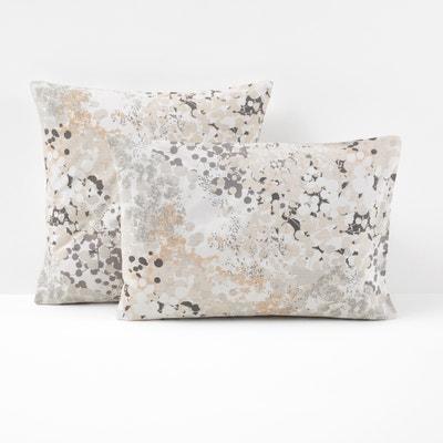 Funda de almohada estampada, Gypsophile La Redoute Interieurs
