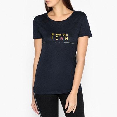 Tee shirt à imprimé devant Tee shirt à imprimé devant IKKS