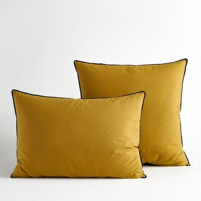 PASSEPOIL Cotton Percale Pillowcase AM.PM.