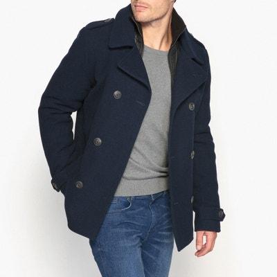 Wool Blend Coat PETROL INDUSTRIES