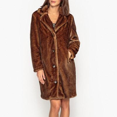 Cyber Long Faux Fur Coat Cyber Long Faux Fur Coat OAKWOOD