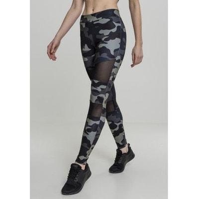 Legging camouflage avec empiècement mesh Legging camouflage avec  empiècement mesh URBAN CLASSICS 3c319969c324