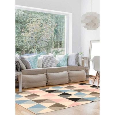 tapis design scandinave en solde la redoute. Black Bedroom Furniture Sets. Home Design Ideas