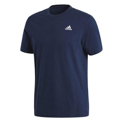 Tee shirt col rond uni, manches courtes Tee shirt col rond uni, manches courtes adidas Performance