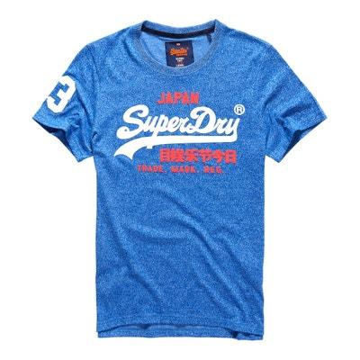 """T-Shirt mit kurzen Ärmeln """"Vintage Logo"""" T-Shirt mit kurzen Ärmeln """"Vintage Logo"""" SUPERDRY"""