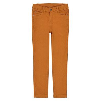 Pantalon slim 3-12 ans Pantalon slim 3-12 ans La Redoute Collections