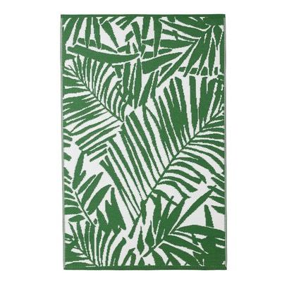 Tapis outdoor feuilles de palmier, CATALPA Tapis outdoor feuilles de palmier, CATALPA LA REDOUTE INTERIEURS