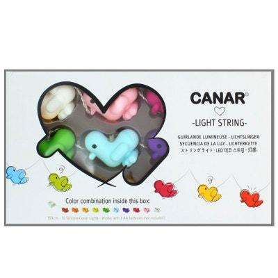 Guirlande lumineuse Collection Canar modèle Rainbow BABYWATCH