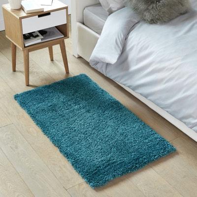 Afaw Wool-Effect Shaggy Bedside Rug Afaw Wool-Effect Shaggy Bedside Rug La Redoute Interieurs