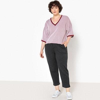 Pantalon à rayures coupe slim Pantalon à rayures coupe slim CASTALUNA
