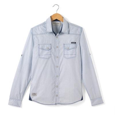 Long-Sleeved Shirt, 10-16 Years Long-Sleeved Shirt, 10-16 Years KAPORAL 5