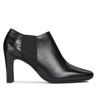 D Vivyanne High Ankle Boots D Vivyanne High Ankle Boots GEOX