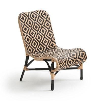 Petit fauteuil rotin tressé, BANGOR La Redoute Interieurs