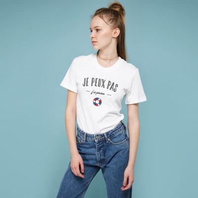 Je Peux Pas J'ai Piscine T-Shirt Je Peux Pas J'ai Piscine T-Shirt RAD