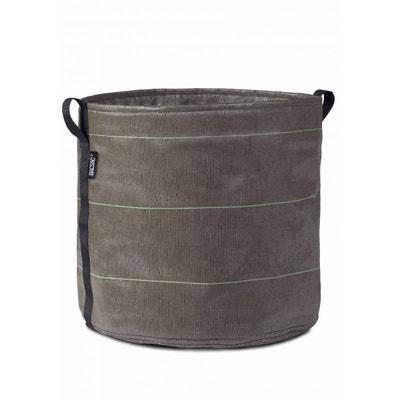 Grand pot de fleurs Géotexilte 100L Outdoor Grand pot de fleurs Géotexilte 100L Outdoor BACSAC