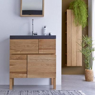 Salle de bain nature bois | La Redoute